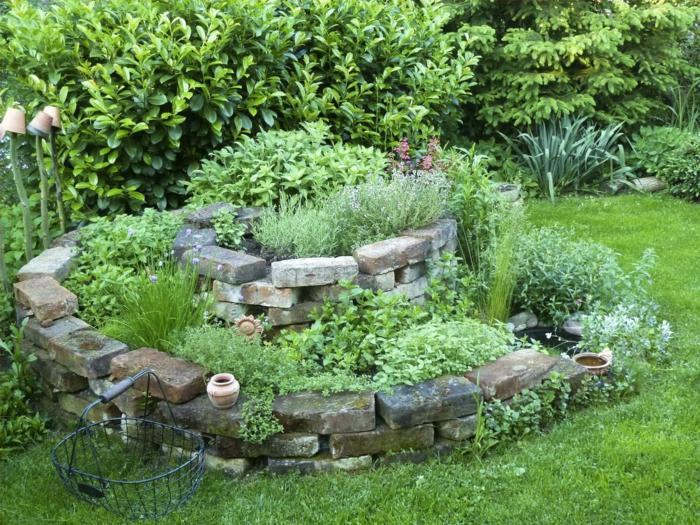 Bylinková záhrada