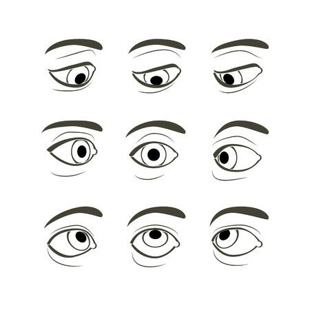 cvičenie pre oči