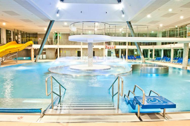 Kúpalisko, Vodný svet na Slovensku