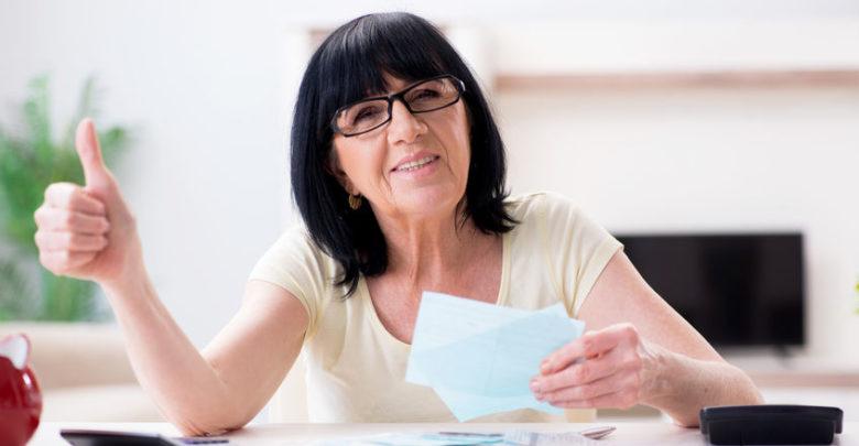 vyplácanie dôchodku