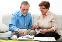 výška dôchodku