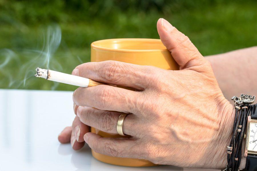 fajčenie vo vyššom veku