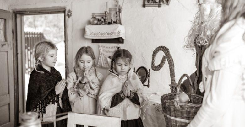predvianočné zvyky a tradície