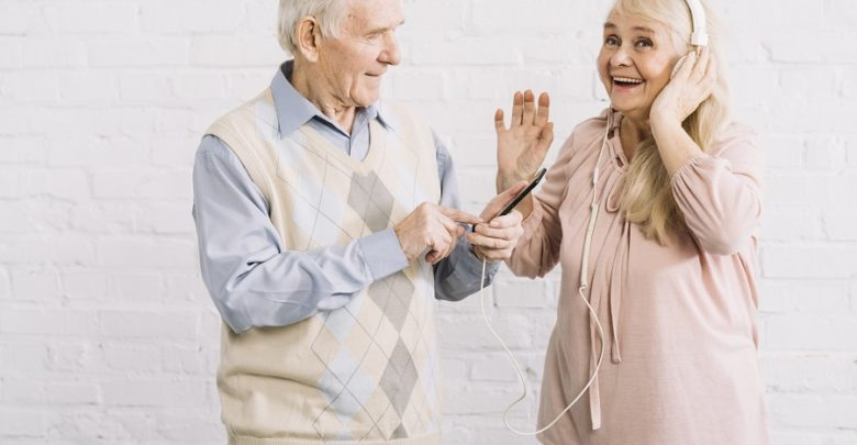 hudba a seniori